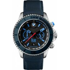 Ice-Watch 001121 Mens BMW Motorsport Blue Chronograph Big Watch  RRP £249