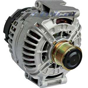 NEW HIGH OUTPUT ALTERNATOR FOR DODGE FREIGHTLINER SPRINTER DIESEL 2.7L 200AMP