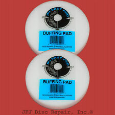 2 JFJ Pro Easy Buffing Pads - Save Money & Use Original Supplies