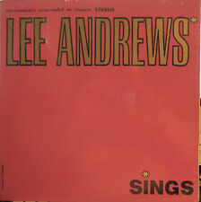 """► Lee Andrews (and The Hearts) - Sings (Post 5000) (sealed) """"Long Lonely Nights"""""""