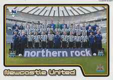 N°408 EQUIPE TEAM NEWCASTLE UNITED STICKER MERLIN PREMIER LEAGUE 2005