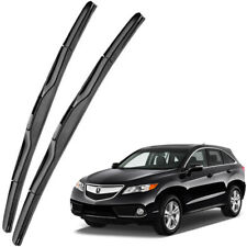 Genuine OEM Front Windshield Wiper Blades For 2013-2018 Acura RDX Full Series