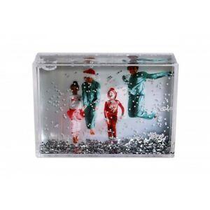 GBGZ Mini Glitter Blox - 1 LOT OF 12 - 70x45mm insert photo mounts