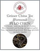 Grüner China Tee PI Lo Chub Formosa 1 kg