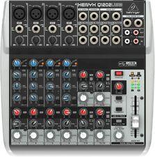 More details for behringer xenyx q1202usb mixer