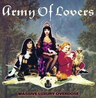 Army of Lovers Massive luxury overdose (1991) [CD]