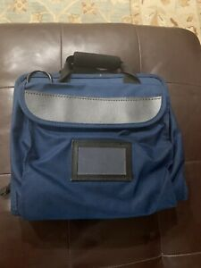Jensen JTK-50 Compact Technichian's Case In Condura Blue Case Only