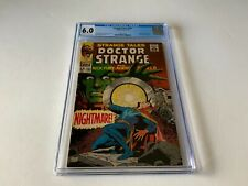STRANGE TALES 164 CGC 6.0 DR STRANGE 1ST YANDROTH YELLOW CLAW MARVEL COMICS 1968
