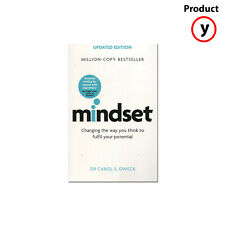 Mindset books Set Deep Work, Atomic Habits, Never Split the Difference, Scrum