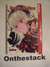 MANGA:     Rozen Maiden Vol. 7 by Peach-Pit (2008, Paperback) In new condition!