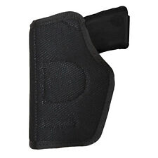 NEW Inside The Waistband Concealed Carry Gun Holster BLACK Small to Med Handguns