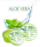 3W CLINIC 98% Aloe Vera Pure Soothing Gel 300ml K-Beauty Korean Cosmetics
