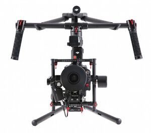 DJI Ronin MX  3-Axis Brushless Gimbal Stabilizer with 2 Batteries
