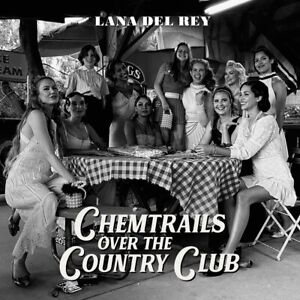 Lana Del Rey - Chemtrails Over The Country Club [CD] Sent Sameday*
