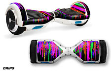 Skin Decal Wrap for Hover Board Self Balancing Scooter Swagway X1 Sticker DRIPS