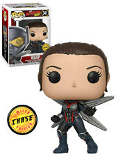 Funko POP! Marvel Ant-Man And The Wasp #341 Wasp - Chase Limited Edition - New