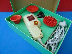 Vintage Wahl Model E Home Electric Vibrator Excellent Condition