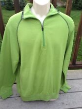 Page & Tuttle pullover 1/4 Zip Size L - Great Condition