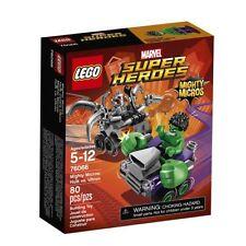 Marvel Universe Hulk LEGO Complete Sets & Packs