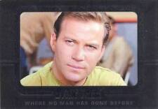 Star Trek TOS Captain's Collection Where No Man Has Gone Before Uncut Set Of 70!