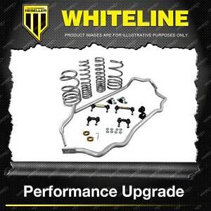 Whiteline Front + Rear Grip Series Kit Premium Quality For Mitsubishi Lancer CJ