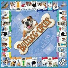 Bulldog-opoly Board Game Late for The Sky VGC 100 Complete