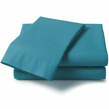 Cotton Blend Flat Sheets