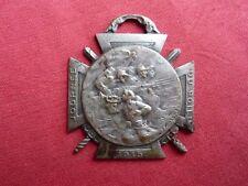 Médaille Journée du Poilu 1915 par BARGAS / Military Medal
