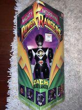 mighty morphin power rangers zack black ranger NIB