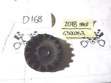 D168 - GOMMINO TAMPONE 4300253 - INFERIORE SOSPENSIONE MOTORE FIAT 500 R 126