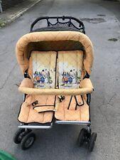 Zwillingskinderwagen, Hartan