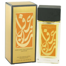Aramis Calligraphy Saffron Perfume Women 3.4 Eau De Parfum Spray Fragrance New