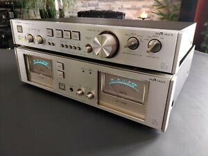 ♫LUXMAN C 02 Vorverstärker Revidiert Generalüberholt Phono MM MC♫