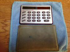 VINTAGE-Texas-STRUMENTI-TI-307 - calcolatrice-Ultra-sottile