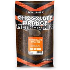 Sonubaits Chocolate Orange Groundbait 2kg NEW Coarse Fishing Bait S0770023