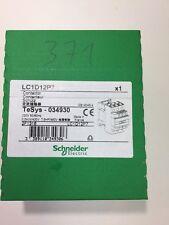 Schneider Electric Schütz Contactor LC1D12P7 TeSys 034930