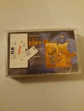 Walt Disney's Aladdin Soundtrack Cassette Tape + Insert / Lyrics BRAND NEW