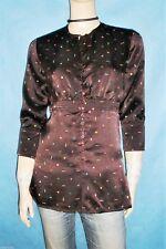 túnica camisa SESSUN 100 % algodón talla pequeña excelente estado poco usado