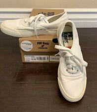 Womens Size 5.5/Kids size 3.5 Pro-Keds Royal Cvo White Tennis Shoes Sneakers