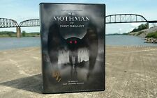 The Mothman Of Point Pleasant DVD Movie Signed By Seth Breedlove UFO Paranormal