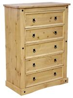 Oak Chest of Draws Various Tall Chest 9 Draw Chest 8 Draw Chests and more!