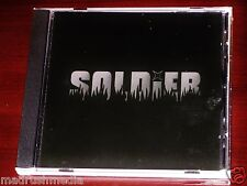 Soldier: Infantrycide EP CD 1996 Hellion Records Brazil HEL276 NEW
