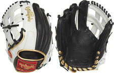 "LHT Lefty Rawlings EC1225-6BW 12.25"" Encore Baseball Glove Youth"