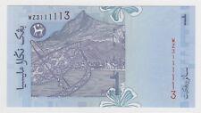WZ 3111113 RM1 Zeti UNC Malaysia