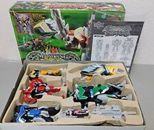 Power Rangers Mystic Force Titan megazord DX MagiKing Bandai japan F/S