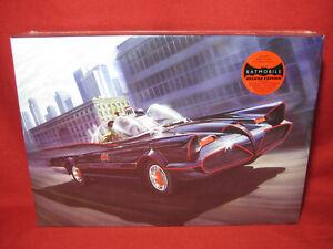 1966 Batmobile Deluxe Edition Batman+Robin Figures 1/25 Polar Lights Kit Barris