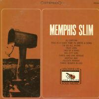 Memphis Slim - Memphis Slim (Vinyl LP - US - Original)