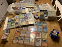Personal Pokemon Card Collection