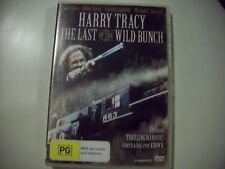 THE LAST OF THE WILD BUNCH - HARRY TRACY - BRUCE DERN - USED DVD