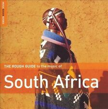 South Africa - The Rough Guide to the music of ...*** NEW CD ***